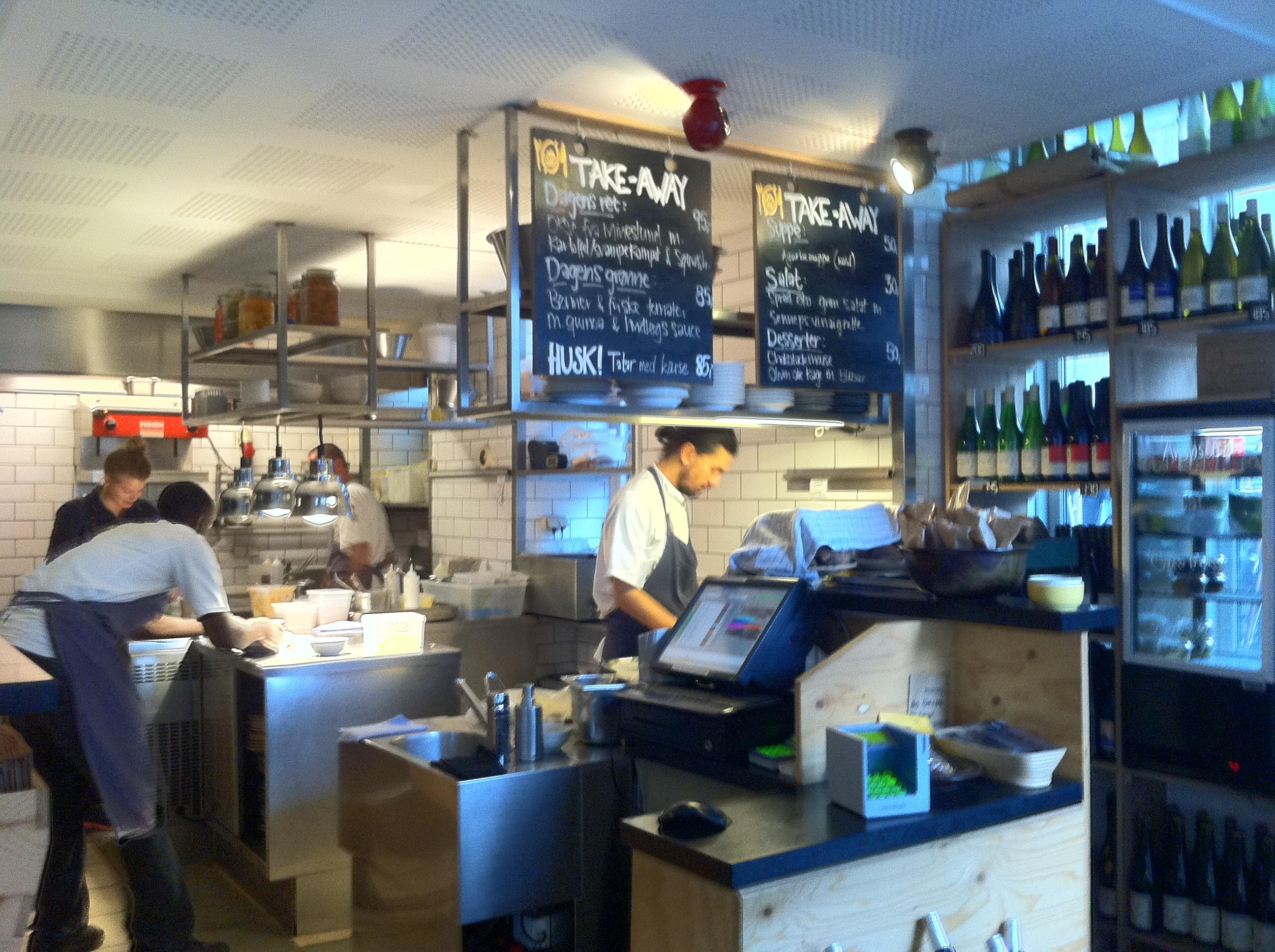deal restaurant københavn